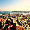 The Golden Horn from the Galata Tower